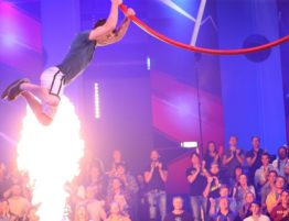 Ninja Warrior Germany Last Man Standing Oliver Edelmann