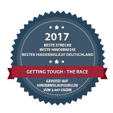 Beste Strecke, Hindernisse, Deutschland GTTR